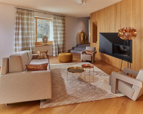 salon montagne photos et id es d co de salons. Black Bedroom Furniture Sets. Home Design Ideas