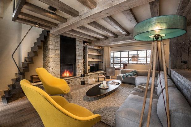 Montagne Salon by Agence Amevet - AmDeCo