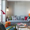Statt neu kaufen: Streichen Sie doch einfach Ihr altes Sofa