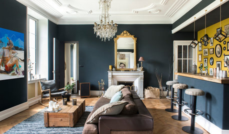 France Houzz Tour: See This Houzz-Inspired Manor's Before & After