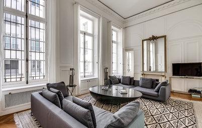 Por qué un sofá gris en casa es la elección más acertada