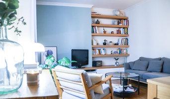 Coloration et aménagement d'un appartement
