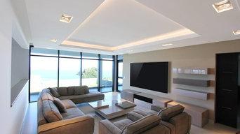 Conception et aménagement d'une résidence privée : La Réunion