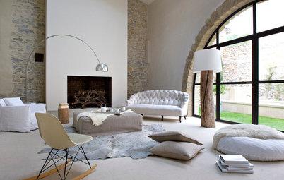 Comment mettre en valeur un mur intérieur en pierres anciennes ?