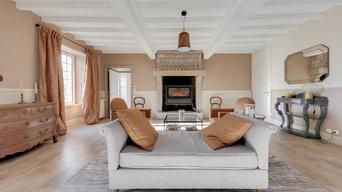 Création d'une maison d'hôtes dans une ancienne demeure familiale