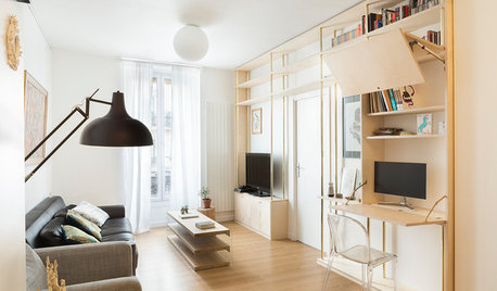 12 Clever Ways to Make a Tiny Living Room Look Large