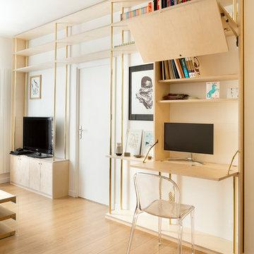 Création et réalisation de mobilier sur mesure
