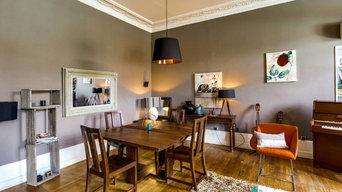 Décoration appartement style haussmannien - Grenoble