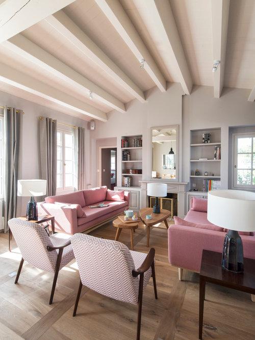 Scandinavian living room design ideas remodels photos - Deco inspiration scandinave ...