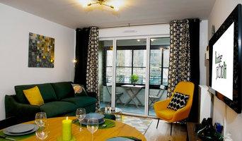 Décoration d'un appartement à Val d'Europe