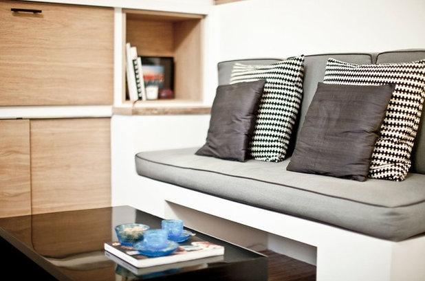 conseils de pro pour am nager un coin banquette. Black Bedroom Furniture Sets. Home Design Ideas