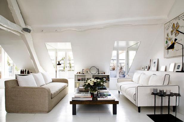 Scandinave Salon by Sarah Lavoine - Studio d'architecture d'intérieur