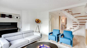 Duplex Réaménagé - 75017 Paris