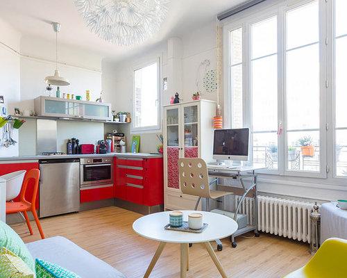 salon photos et id es d co de salons. Black Bedroom Furniture Sets. Home Design Ideas