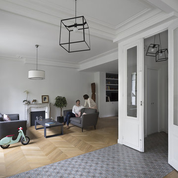 Extension de maison Paris