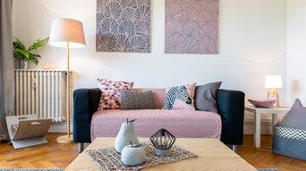 Home Staging pour des appartements à louer