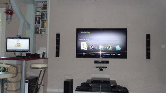Installation multimédia et vidéo