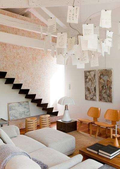 Scandinave Salon by Alexis Toureau