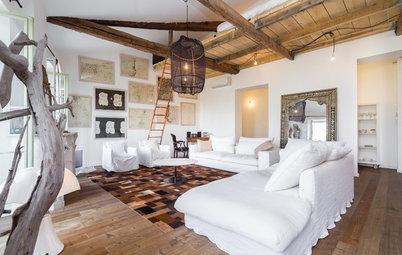 10 jolies façons d'utiliser le lin à travers la maison
