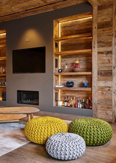 Moderne Salon by REFUGE