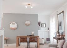 Luminaire plafond 2 spots