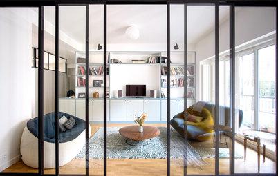 Avant/Après : Invitation à la douceur de vivre dans ce 110 m2