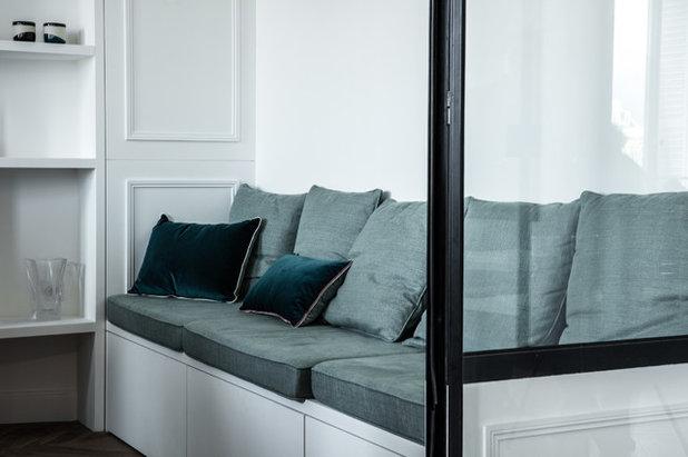 Modern Wohnbereich by Miriam Gassmann