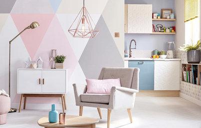 Verano en color: Los tonos más vibrantes para decorar el salón
