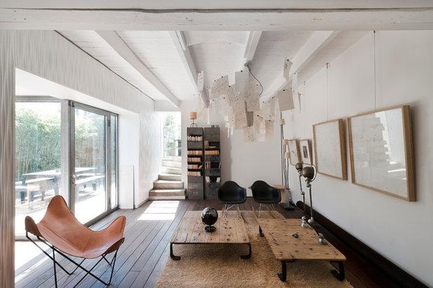 Contemporain Salon by padovani maurice