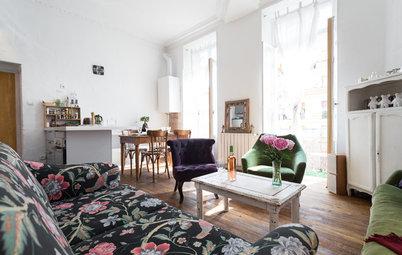 Suivez le Guide : Un 38 m² mêle vintage et moderne à Nice