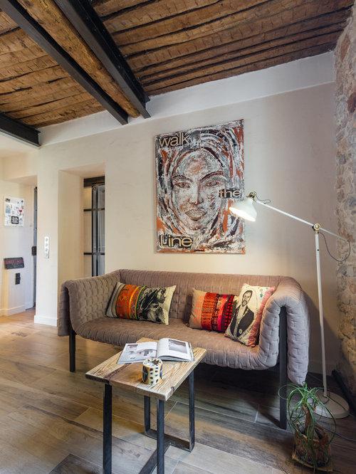 Décoration De Mur De Salon : Photos Et Idées Déco