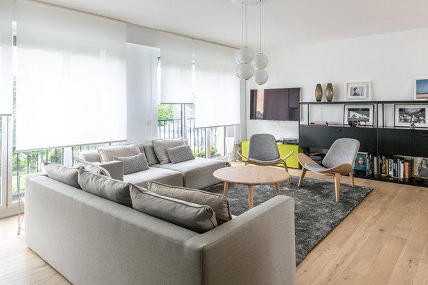 Scandinave Salon by Mon Concept Habitation