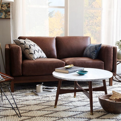 Eclectic Living Room by West Elm UK