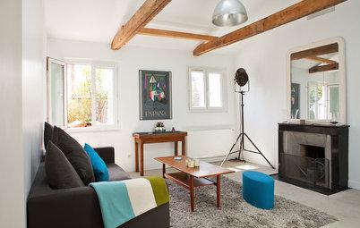 Visite Privée : Lifting express d'un 68 m² sous les toits