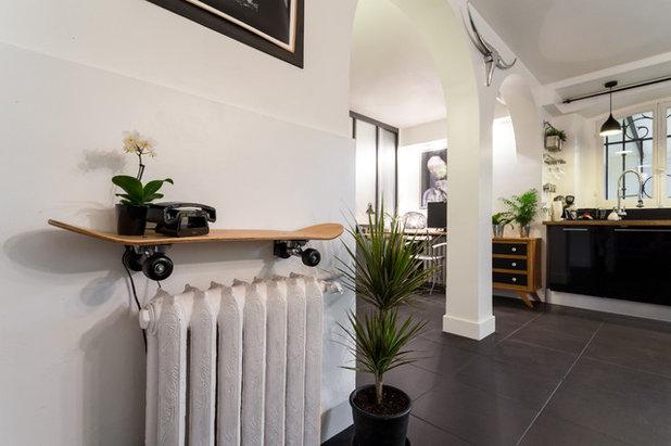 Contemporary Living Room by Franck Minieri, Photographer