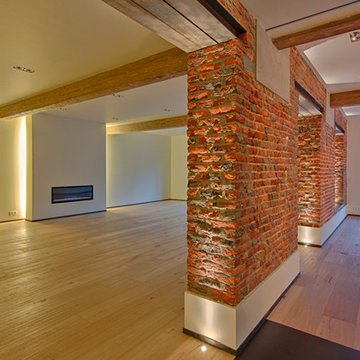 Luxury Loft @ Brussels. For Arcotrade company