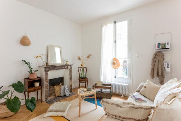 Wohnbereich by Cécile Humbert - Design d'intérieur