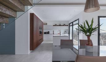 Maison d'architecte épuré