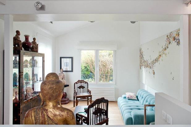 Visite priv e une ancienne maison d 39 ouvrier - Maison ancienne renovee olivier chabaud ...