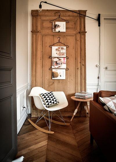 Contemporain Salon by ROYAL ROULOTTE