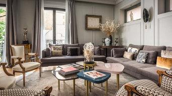 Maison Montespan 2 - Living Room & Entrance