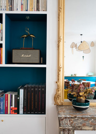 Scandinave Salon by Charlotte Fequet