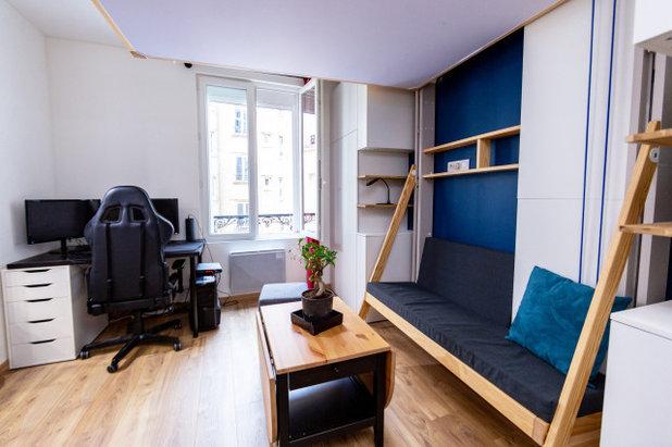 Moderne Salon by l'Akolyt