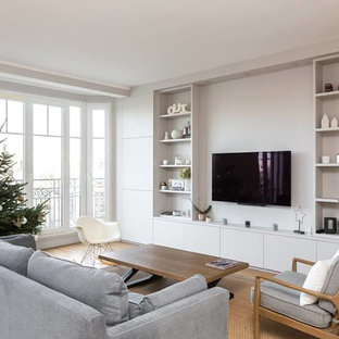 75 Beautiful Modern Living Room Pictures Ideas January 2021 Houzz