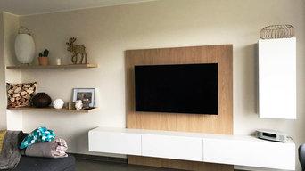 Meuble TV sur-mesure