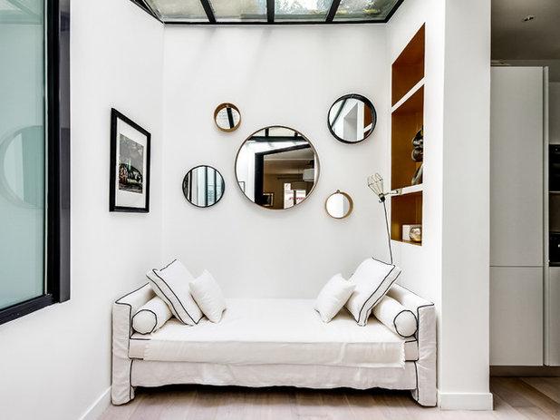 Skandinavisch Wohnbereich By Studio Elodie Cottin