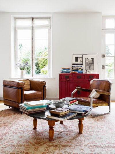 How to layout a living room