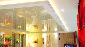 Nos plafonds dans la lumière