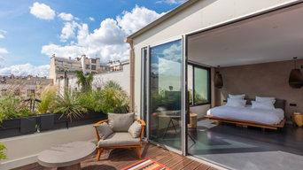 Paris 16 - Duplex et Terrasse 120m2