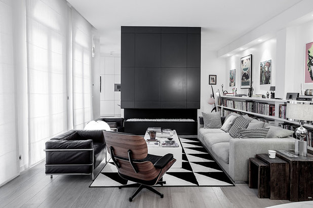 Contemporain Salon by Miriam Gassmann